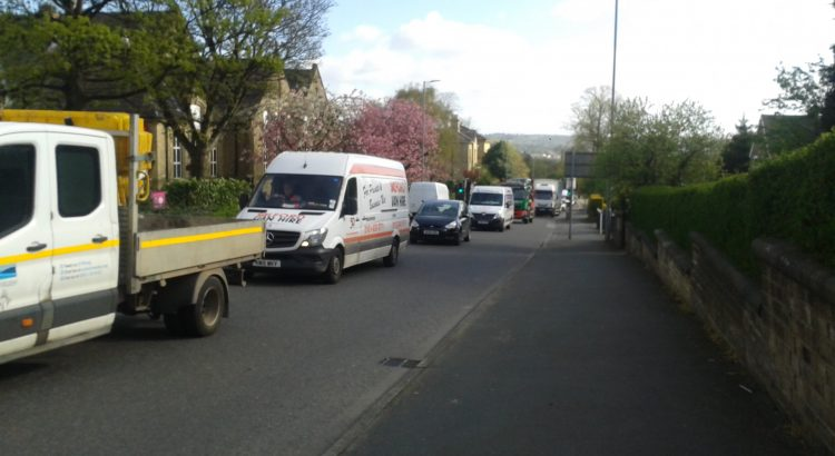 Otley Road Congestion